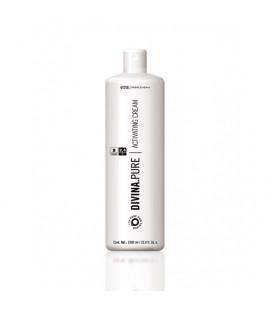 Crema activatoare 8 vol / 2,4 % pentru vopsea fara amoniac Divina. Pure Eva Professional