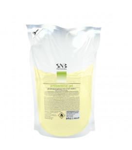 SNB Gel Dezinfectant antibacterial concentrat cu aroma de tei