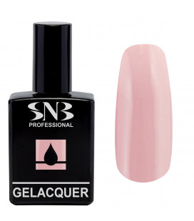 SNB Gelacquer Lac semi-permanent 207- Roz Pastel