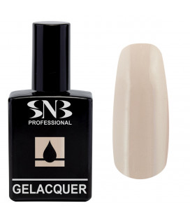 SNB Gelacquer Lac semi-permanent 209- Nude Pastel