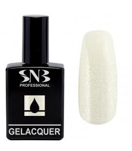 SNB Gelacquer Lac semi-permanent 211- Argintiu
