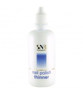 SNB Thinner - Diluant prentru oja clasica 100 ml