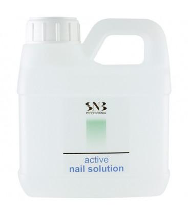 Active Nail Solution- Spray pentru degresarea unghiei naturale 500ml