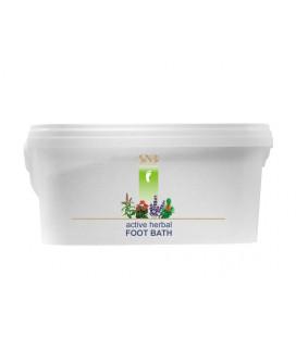 SNB Sare- Granule concentrate din plante pentru pedichiura 2.2kg