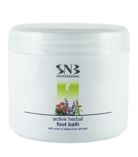 SNB Sare- Granule concentrate din plante pentru pedichiura 400gr