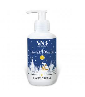 SNB Crema pentru maini puternic hidratanta Sweet Dreams 250 ml