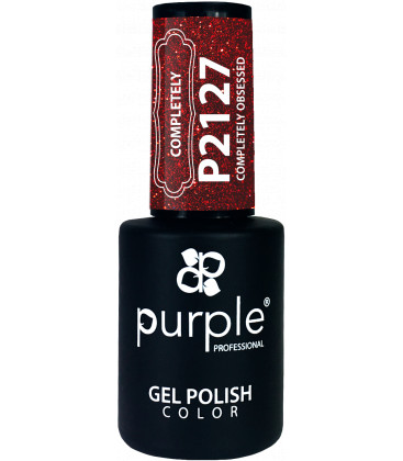 Purple Lac semipermanent Completely Obsessed
