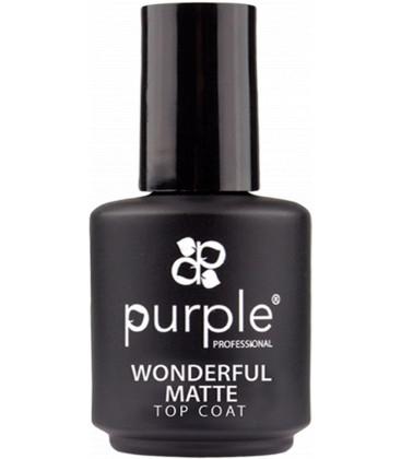 Purple Wonderful Top Mat pt oja semipermanenta