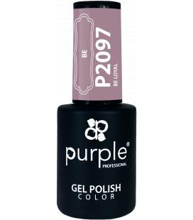 Purple Lac semipermanent Be Loyal