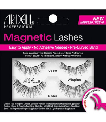 Gene magnetice Ardell Double Demi Wispies