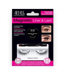 Ardell Kit Eyeliner Magnetic + Gene magnetice Demi Wispies
