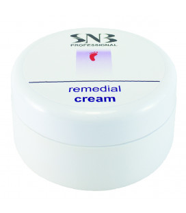 SNB Crema reparatoare - Remedial cream pentru pedichiura 300ml