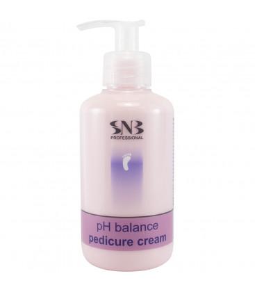 SNB Crema de reglare a pH-ului pentru pedichiura