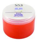 SNB Scrub Exfoliant cu sare de mare pentru picioare 400 ml