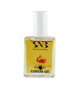 SNB Ulei pentru cuticule cu aroma de Mango