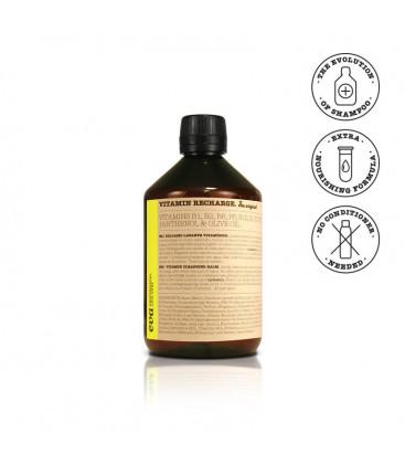 Eva Professional Original Vitamin Recharge Sampon Balsam pt par uscat si scalp iritat