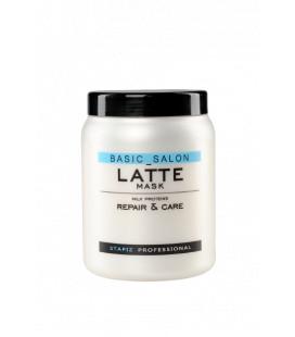 Stapiz Basic Salon Latte Masca cu proteine din lapte pentru toate tipurile de par