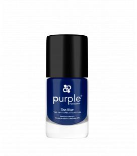 Purple Lac de unghii Too Blue
