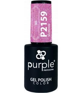 Purple Lac semipermanent So Fashion