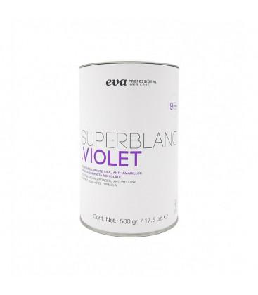 Eva Pudra decoloranta SuperBlanc.Violet