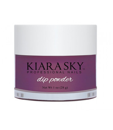 Kiara Sky Dip Powder – Pudra colorata Grape your