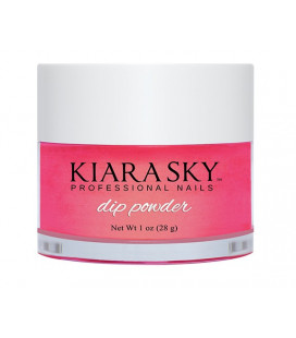 Kiara Sky Dip Powder – Pudra colorata Don't pink about it