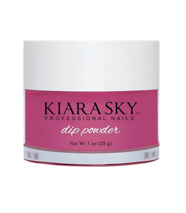 Kiara Sky Dip Powder – Pudra colorata Razzberry fizz