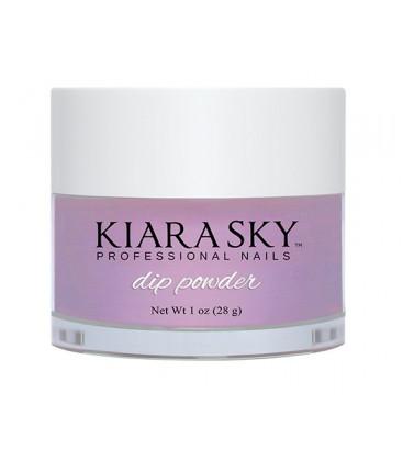 Kiara Sky Dip Powder – Pudra colorata D'Lilac