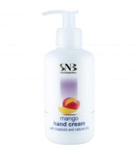 SNB Crema cu Bisabolol si uleiuri naturale cu aroma de Mango pentru maini