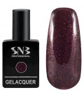 SNB Gelacquer  Lac semi-permanent 058 Visiniu perlat