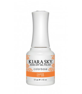 Kiara Sky Lac semi-permanent Caution