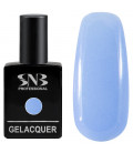SNB Gelacquer  Lac semi-permanent 089 Bleu