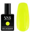 SNB Gelacquer  Lac semi-permanent 103 Galben Neon