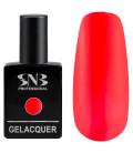 SNB Gelacquer  Lac semi-permanent 143 Corai Neon