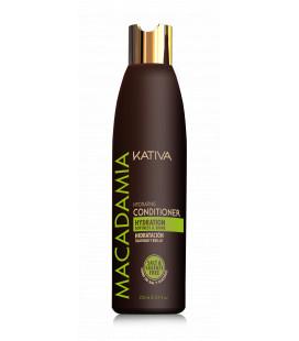 Balsam Hidratant si Fortifiant cu ulei de Macadamia