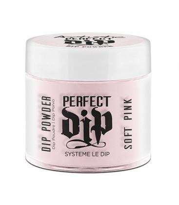 Artistic Nail Design Pudra Perfect Dip  Soft pink