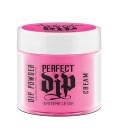 Artistic Nail Design Pudra Perfect Dip Devil wears nada