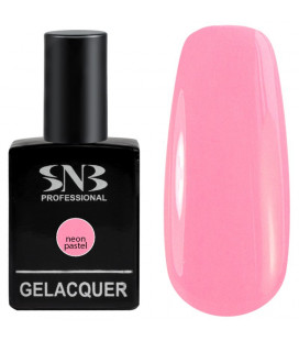 SNB Gelacquer  Lac semi-permanent 165 Floriana - In Shot