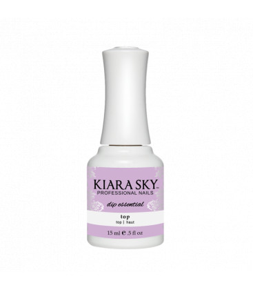 Kiara Sky Top Coat Dip Powder