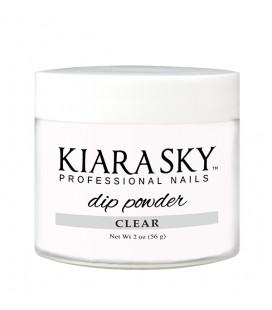 Kiara Sky Dip Powder  – Pudra Transparenta