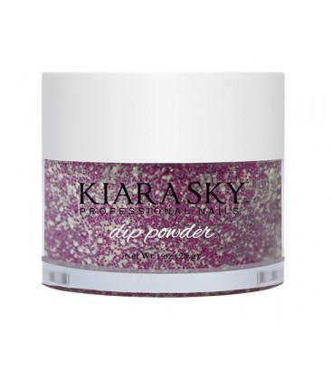 Kiara Sky Dip Powder  – Pudra colorata Purple spark